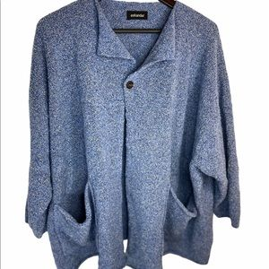 Eskandar Wool Cardigan Sweater NWOT